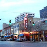 Austin downtown shopping