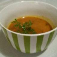 Thai Vegan pumpkin soup
